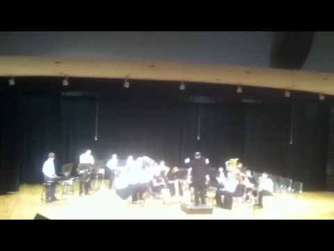 Aynor middle school band