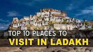 Top 10 beautiful places to visit in Leh - Ladakh
