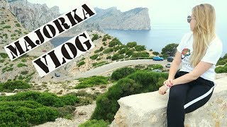 Majorka 2018 - travel VLOG