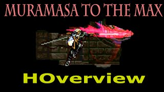 Maxing the Muramasa in SOTN - Hoverview