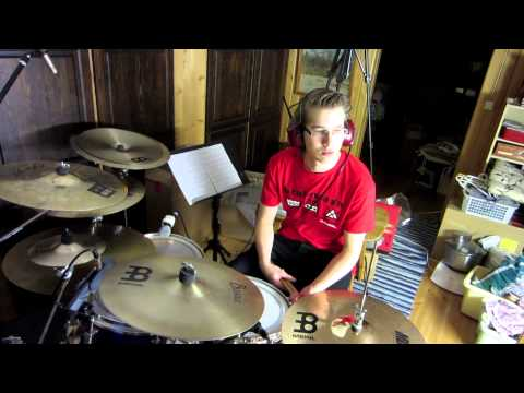 Chimp Spanner - The Mirror (Drum Cover)