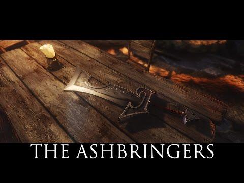 TES V - Skyrim Mods: The Ashbringers