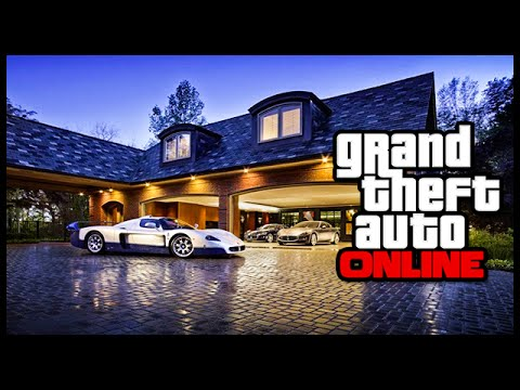 Gta 5 Online My 20 Car Garage Tour Most Expensive Cars