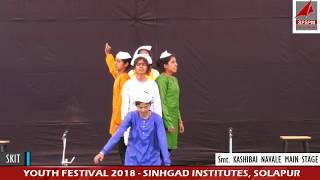 YUVA MAHOTSAV 2018 SKIT DAY3