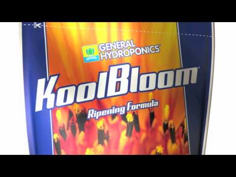Grow Big Inc &#038; General Hydroponics KoolBloom