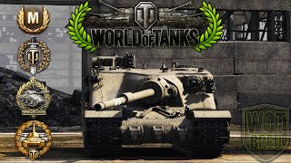 World of Tanks - Tortoise - 8 Kills - 7.9k Damage [Replay|HD]