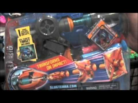 Slugterra Slug Toys | How To Make & Do Everything!