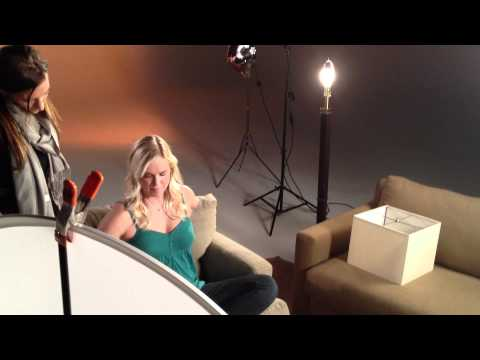 Soul Surfer Bethany Hamilton Damon Braces Photo Shoot (Rehearsal)