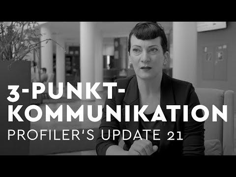 3-Punkt-Kommunikation - Profiler's Update 21