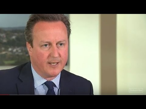 Panama Papers: PM David Cameron DID benefit from father's offshore fund