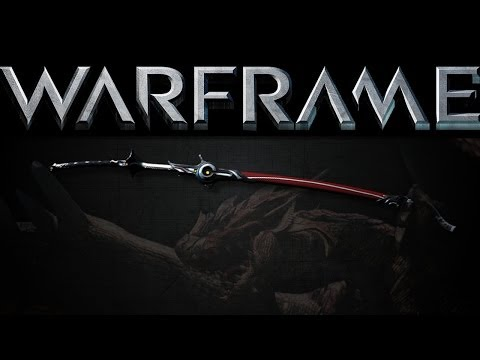 Warframe Dragon Nikana