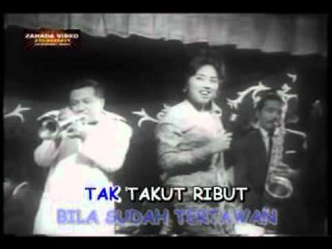 Apa Guna Berjanji (karaoke) Nyanyian Saloma Versi Filem masam Masam Manis (1965) video