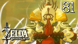 ZELDA BREATH OF THE WILD #81 : LE REPAIRE DES YIGAS !