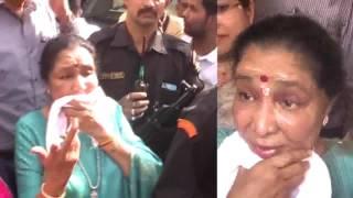 Asha Bhosle Reaction on Sonu Nigam Issue and Work of Narendra Modi's Government at varanasi