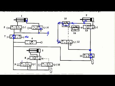 Ejercicios Resueltos PAU Análisis Sistemas Neumáticos