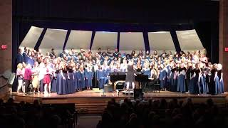Shaler Area Student/Adult Choir: Homeland