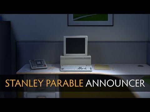 Dota 2 Stanley Parable Announcer Pack