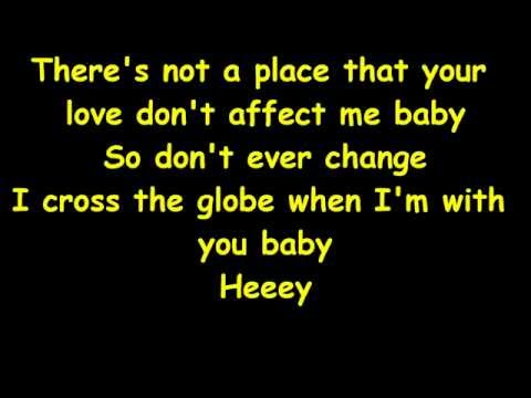 Chris Brown feat. Pitbull - International Love Lyrics HD