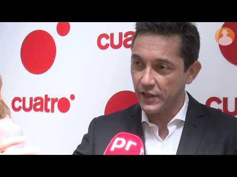 Javier Ruíz nos desvela todas las novedades de 'La otra red', nuevo espacio de actualidad de Cuatro