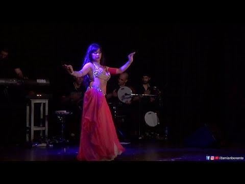 Yanina Silva - (Orquesta Gaston Chaade) - Teatro Porteño 15/11/2017