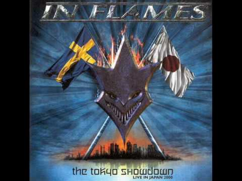 IN FLAMES - Behind Space (The Tokyo Showdown)