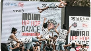 Amazing stunts by Below 18 Dance crew Ib Family | IIFT