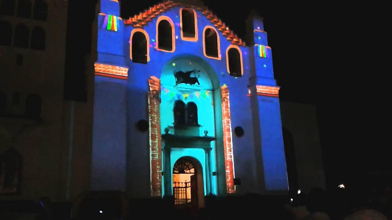 Proyeccion Catedral Tuxtla Catedral San Marcos Tuxtla