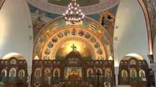 Православные церкви в США, Орландо, Флорида - Пасха 2013