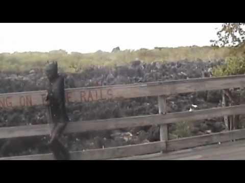 Hell in Grand Cayman Island