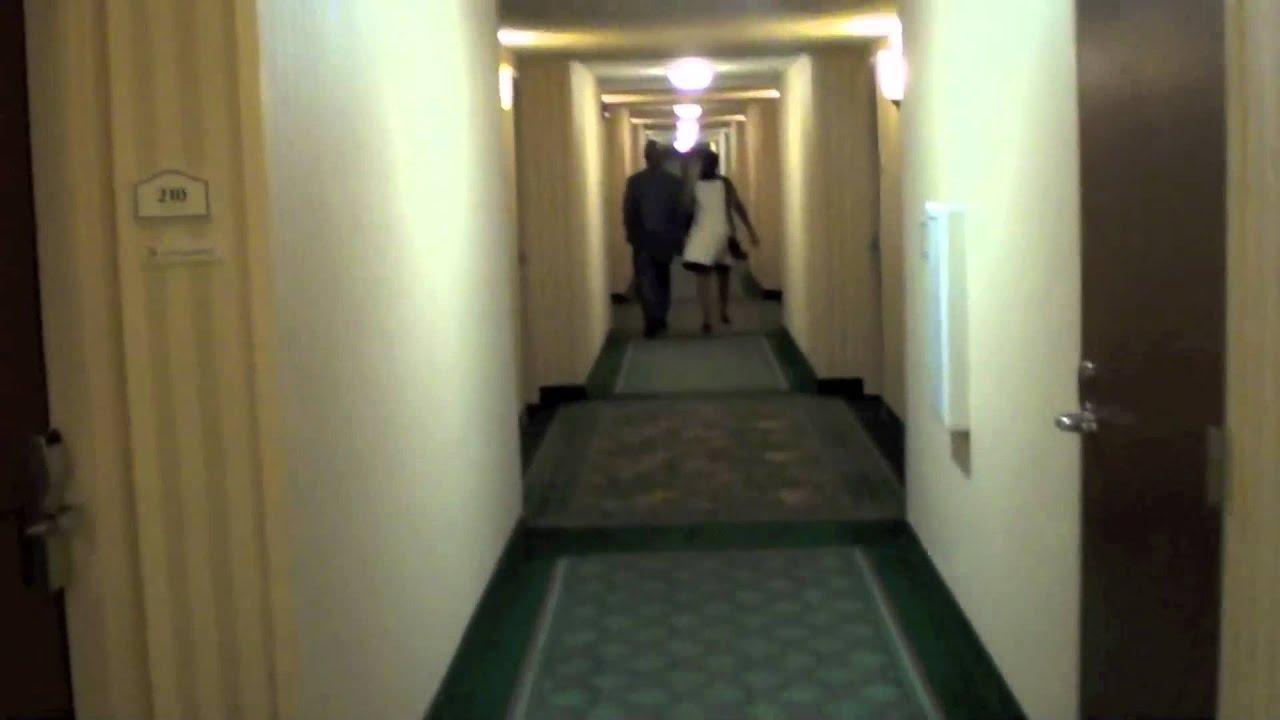 Dieselducy Hotel Room Tour