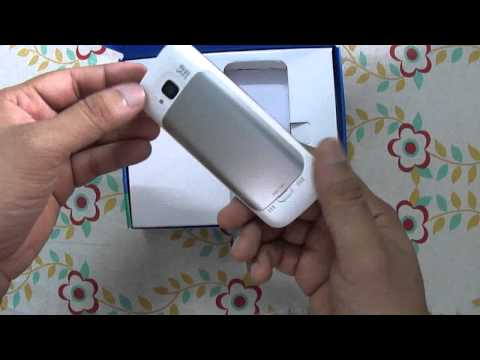 NOKIA C5 5MP UNBOXING.mkv