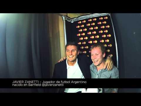 MasterCard - Priceless Surprises con Javier Zanetti