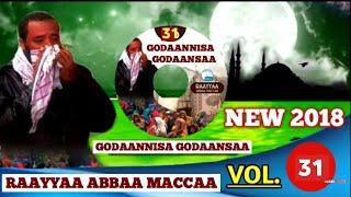 Rayyaa Abba Macca Vol.31.ffaa 2018