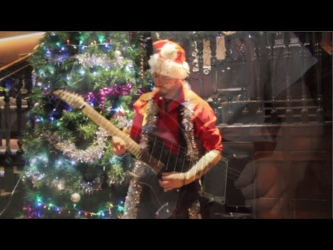 Frosty The Snowman...rocks! (ft. Paul Farrer) video