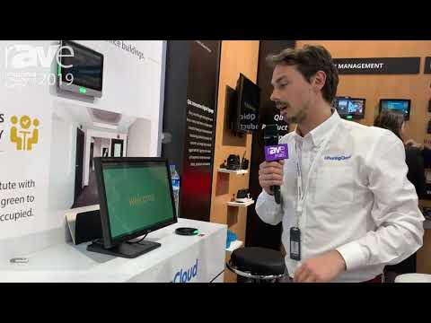 ISE 2019: SharingCloud Presents Instant Flex Workplace Management Solution with Qbic Technology