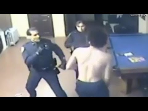 Man beaten by NYPD officers, caught on tape