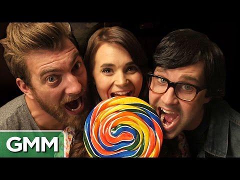 The Sugar-free Taste Test Ft. Rosanna Pansino video