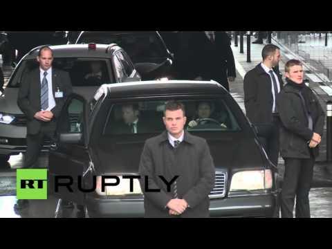 Switzerland: Lavrov arrives in Zurich for Syria, Ukraine talks with Kerry