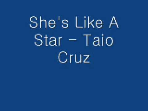 She's Like A Star - Taio Cruz (speeded Up) video