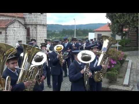 Banda Musical e Cultural da Vila de Rio de Moinhos - 105� Anivers�rio - 01/05/2012