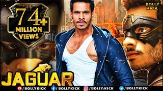 Jaguar Full Movie  Hindi Dubbed Movies 2018 Full M