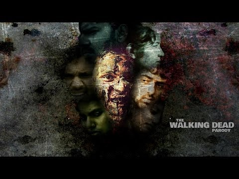 The Walking Dead Parody Sliit Malabe 2014 video