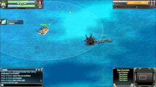 Battle Pirates Sea Scorpions level 40.wmv