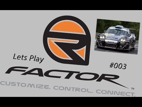 rFactor Mod Review #003 Porsche 996 Alzen Motorsport Turbinchen (Vln 2005 Mod)