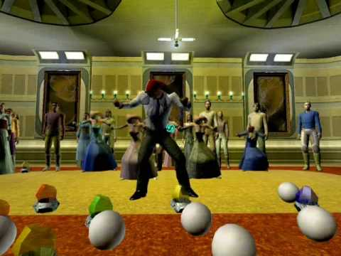 Footloose (Star Wars Galaxies video)