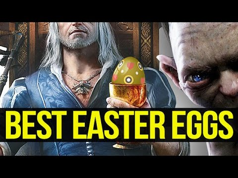 Best Easter Eggs from The Witcher 3: Blood and Wine [gamepressure.com]