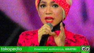 Bahasa Kalbu - Indah Nevertari on Konser Spesial #ILoveRCTI26, 22-8-15