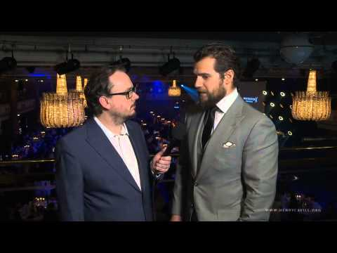 Henry Cavill Interview at the Empire Awards 2015