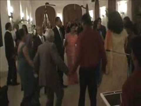 Sinhala Songs Sung At Wedding Part 1 video