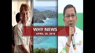 UNTV: Why News (April 26, 2018)